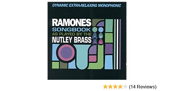 Nutley Brass - Ramones Songbook As Played By Nutley Brass