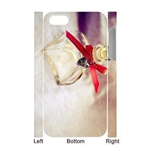 3D Bumper Plastic Case Of Bottle customized case For Iphone 4/4s