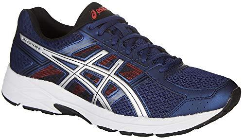 ASICS Gel-Contend 4 Men's Running Shoe, Deep Ocean/Silver, 10.5 M ()