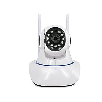 HD cámara de vigilancia IP Cámaras Blanco Funda para Push alerta Monitor 720P vigilancia hogar vigilancia
