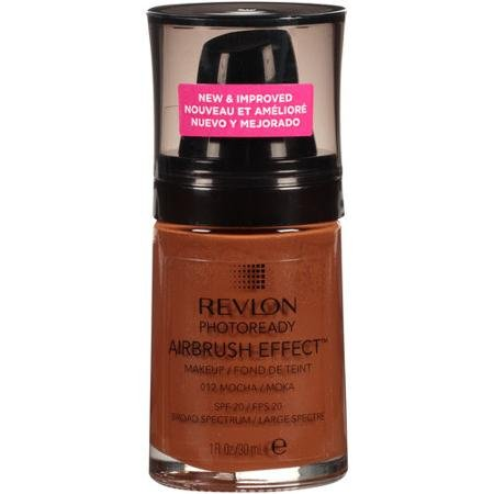 Revlon PhotoReady Airbrush Effect Makeup, Mocha