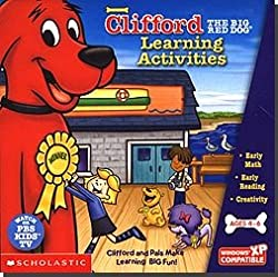 A popular magazine is looking for a special community of dogs to feature in their next issue and Clifford, T-Bone, and Cleo want to make a big impression! With Clifford Learning Activities, children develop important skills with Clifford and friends ...