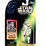 "Star Wars Expanded Universe SPACETROOPER Stormtrooper 3-3/4"" Action Figure (1998 Kenner)"