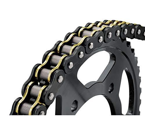 BikeMaster 530 BMOR Black/Gold 530 x 130 Series Chain