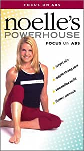 Noelle's Powerhouse- A Pilates Method- Focus on Abs