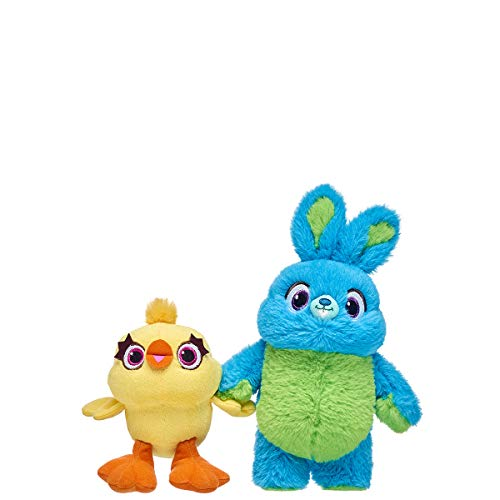 Build A Bear Workshop Disney and Pixar Toy Story 4 Ducky and Bunny