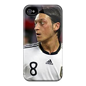 High-quality Durable Protection Cases HTC One M7 (arsenal Mesut Ozil)