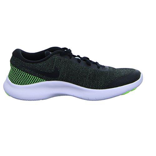 Mica Blast RN da 300 Black Running Experience Nike 7 Scarpe Flex Lime Green White Uomo Multicolore FqwOxxEz