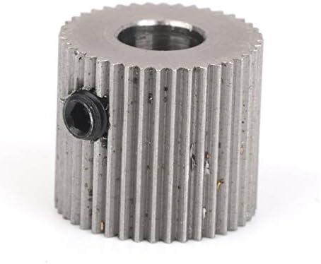 Extractor de acero, eje de engranaje de accionamiento 5 mm de ...