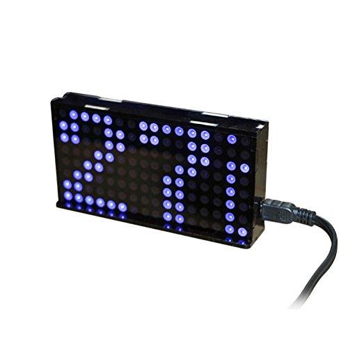 Aoshike LED Music Spectrum Display Dot Matrix VU Meter