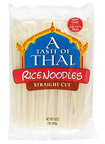 (A Taste of Thai Rice Noodles, 16-Ounce Boxes (Pack of 6))