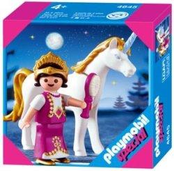 playmobil 4645 le chteau de princesse licorne