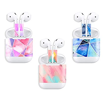 Amazon Com Airpods Sticker For Apple Airpods Earbud Fashion Design