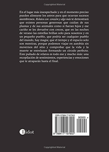 Relatos con corazón y algo más (Didot): Amazon.es: Rubio Arnás ...