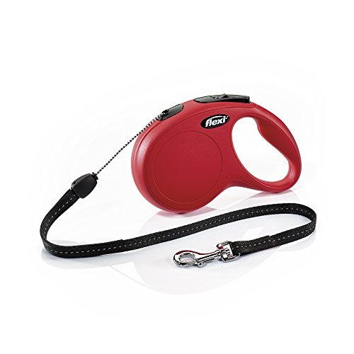 Red 26' Retractable Leash - 6