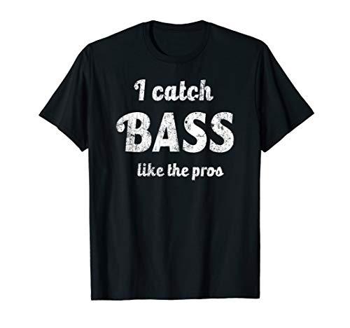 I Catch Bass Like Pros - Retro