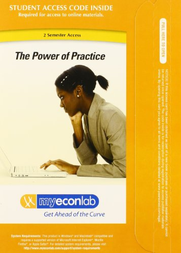 MyEconLab with Pearson eText -- Access Card -- for Economics