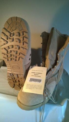 Footwear Men's Mil-Spec Hot Weather Desert Boot,Desert Tan,us 5N ()