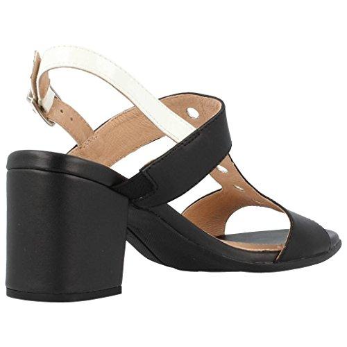 Sandalias y chanclas para mujer, color Negro , marca STONEFLY, modelo Sandalias Y Chanclas Para Mujer STONEFLY LIZA 1 Negro Negro