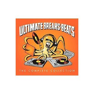Various Artists Ultimate Breaks Amp Beats The Complete