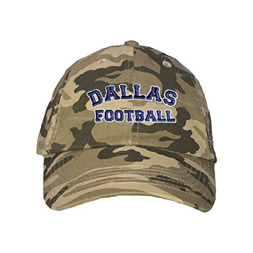 Dallas Cowboys Camouflage Caps 692fc9f36