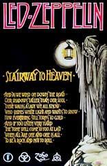 Led Zeppelin - Stairway to Heaven Hobbies Poster Print