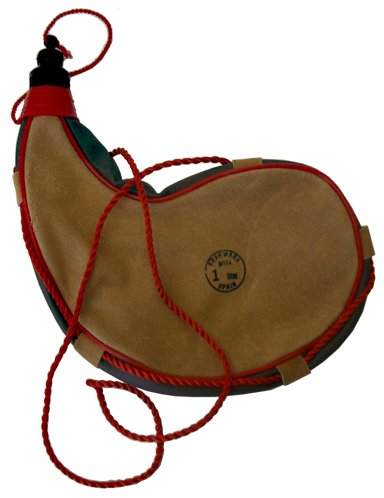 Leather Bota Bag Wine Franmara