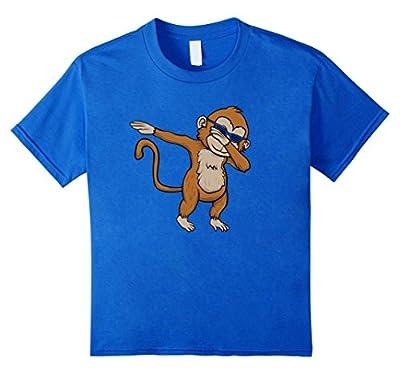 Dabbing Monkey Shirt - Funny Monkey Shirt