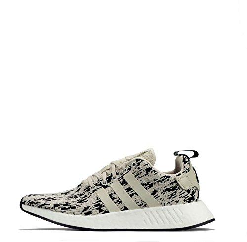 adidas NMD_r2, Scarpe da Fitness Uomo Brown/Black/White