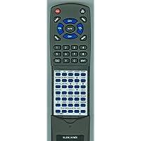 Replacement Remote for JVC DLARS46, DLAX30, DLAX35W, DLARS4800U, RM-MH15G