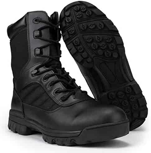 66b6503de122f Shopping 2 Stars & Up - Lace-up or Hook & Loop - Motorcycle & Combat ...