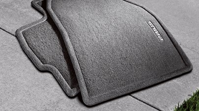 Toyota Genuine (PT926-47140-20) Floor Mat
