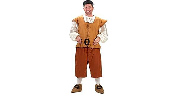 Disfraz de Sancho Panza adulto - Única: Amazon.es: Juguetes y juegos