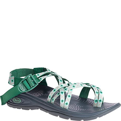 Chaco Women's Zvolv X2 Sport Sandal, Diamond Pine, 12 Medium US