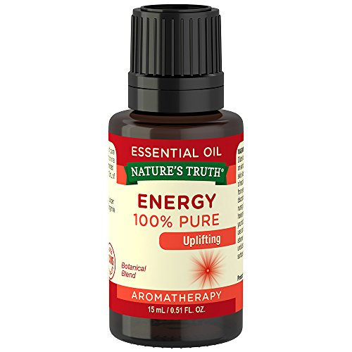(Nature's Truth Energy Essential Oil, 0.51 Fluid Ounce)