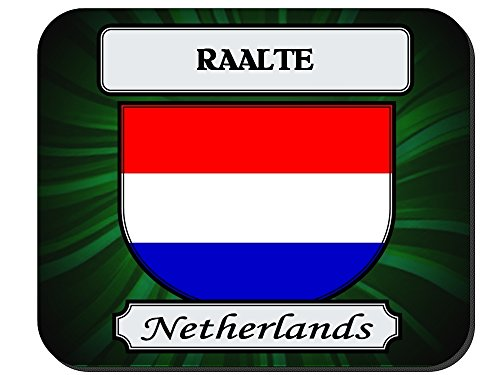 Raalte, Netherlands/Holland City Mouse Pad for sale  Delivered anywhere in USA