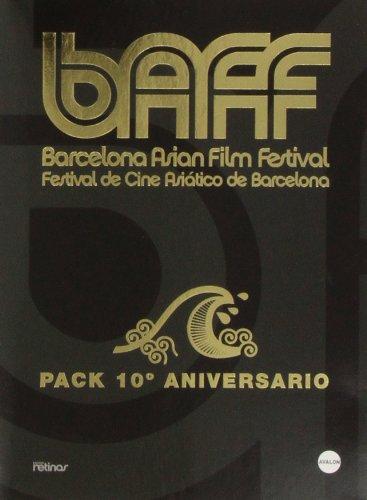 Pack Baff 10º Aniversario [DVD]: Amazon.es: Arata, Susumu Terajima ...