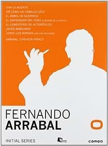 Pack Fernando Arrabal: Initial Series [DVD]