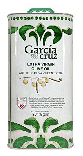 García de la Cruz – Extra Virgin Olive Oil – 5L Tin