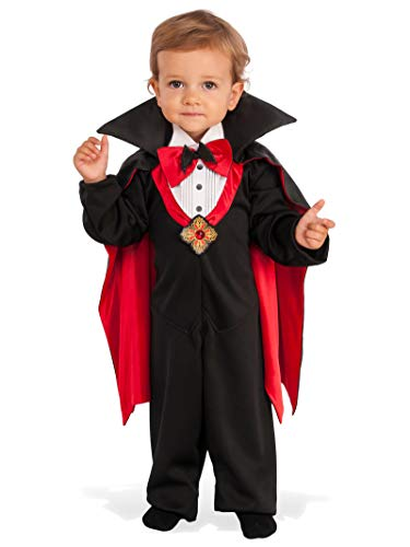 Rubie's Baby Dapper DRAC Costume, As Shown, Toddler -