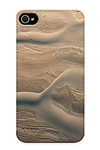 Ellent Design Bicycles Deserts National Geographic Aerial Photography Aerial View Phone Case For Iphone 6 4.7 Premium Tpu Case For Thanksgiving Day's Gift