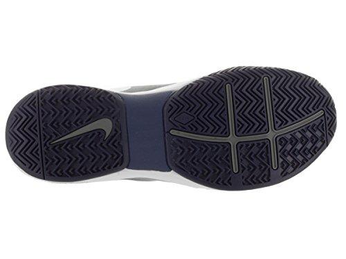 Nike Zoom Vapor 9.5 Tour, Zapatillas de Tenis para Hombre Gris / Blanco / Azul (Tmbld Gry / Wht-Mdnght Nvy-Phntm)