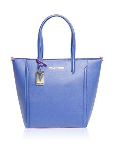 Mario Valentino , Damen Schultertasche blau blau