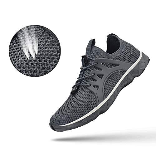 Feetmat Women's Water Shoes Quick Drying Aqua for Water Sports Slip on Walking Shoes