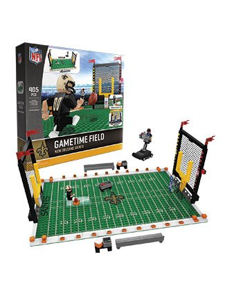 (NFL New Orleans Saints OYO Gametime Set 2.0)