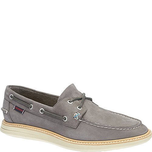 47a456741ce3b Sebago Men's Smyth Two Eye Boat Shoe, Dark Grey Nubuck, 9 M US - Buy Online  in Oman. | Shoes Products in Oman - See Prices, Reviews and Free Delivery  in ...