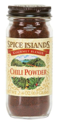 Spice Islands Chili Powder, 2.4-Ounce (Pack of 3)