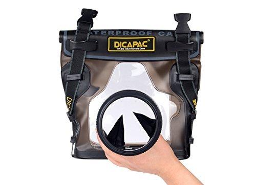 Dicapac WP-S10 DSLR Bolsa estanca cámara reflex 5