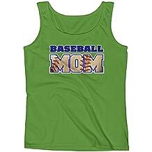 Arkansas Made Baseball Mom Dirty Baseball Ladies' Tank by