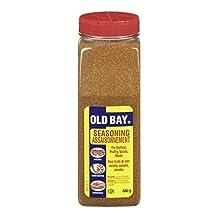 Old Bay, Seasoning for Seafood Poultry Salads Meats, Original Blend, 680g